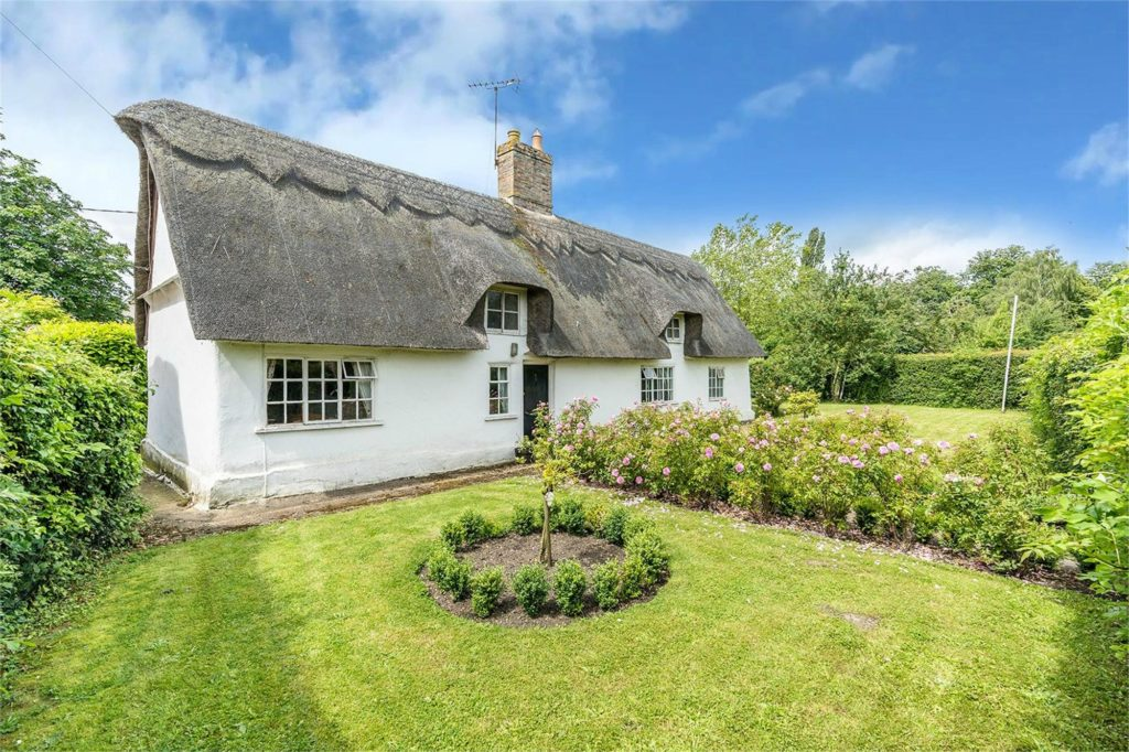 White Cottage, Abbots Ripton