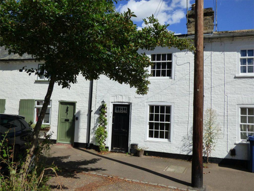 High Street, Hemingford Abbots