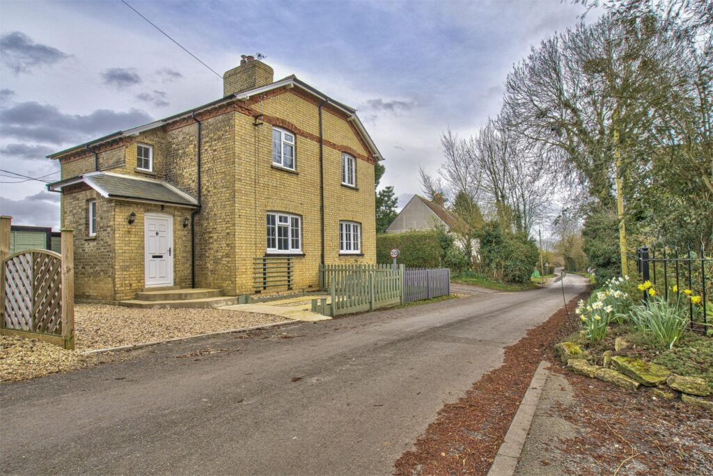 Barham Road, Buckworth