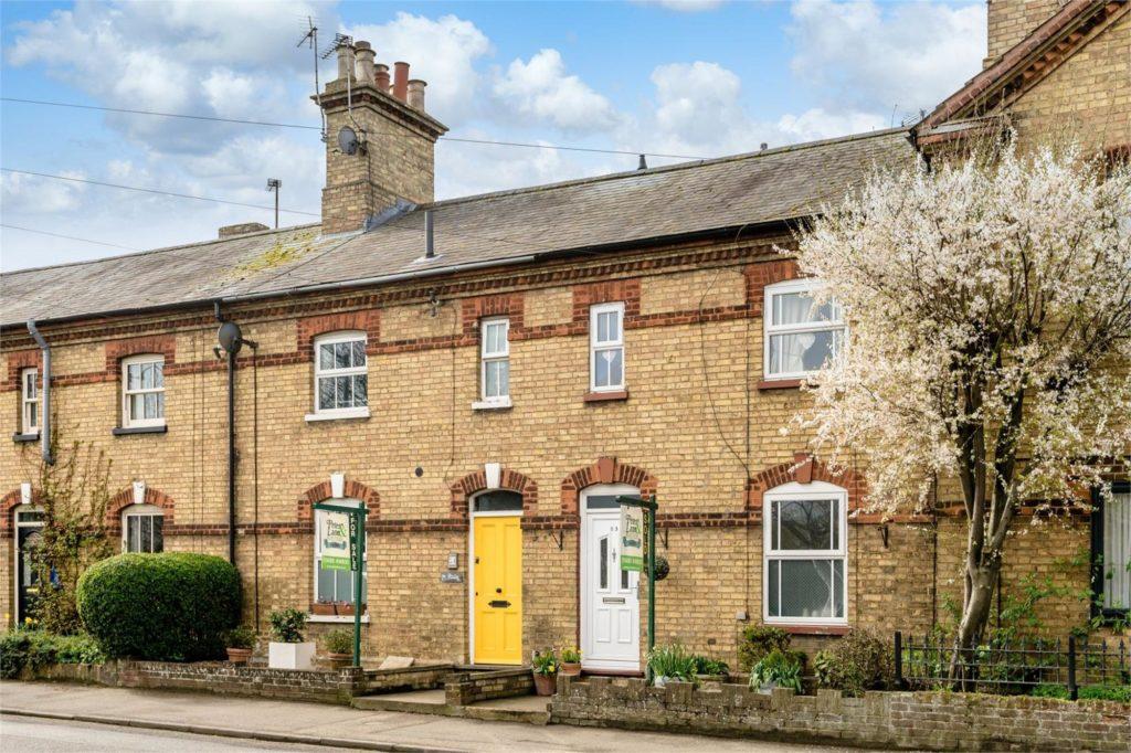 Stukeley Road, Huntingdon