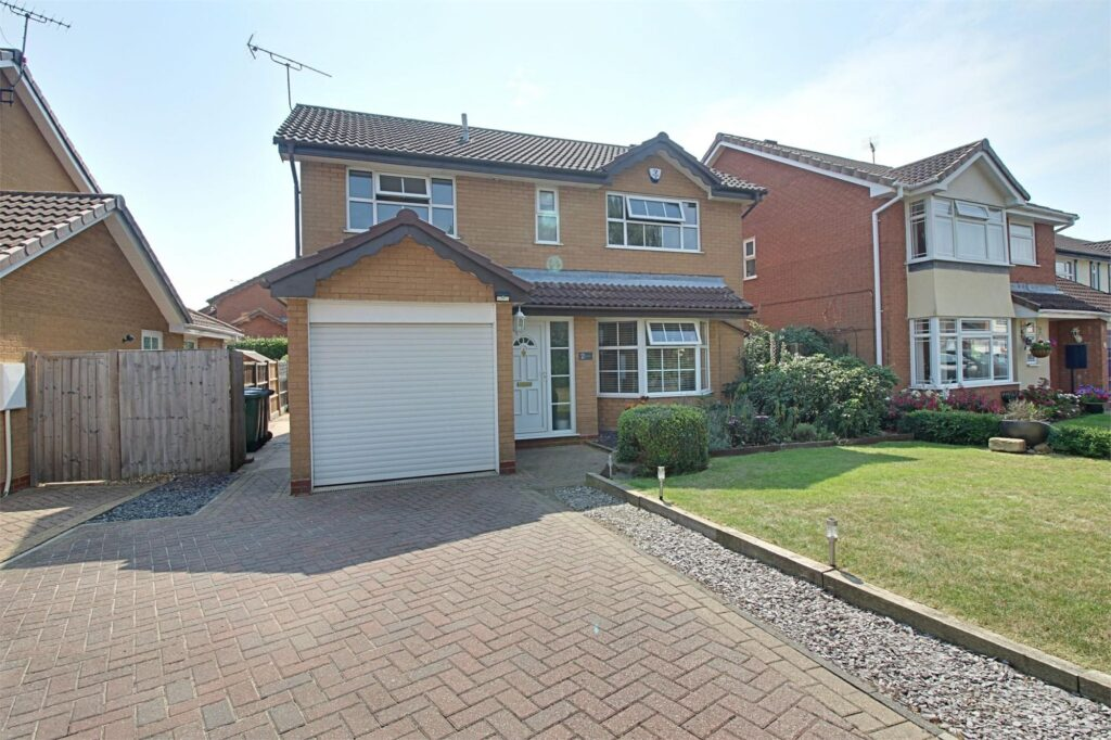 Rydal Close, Stukeley Meadows