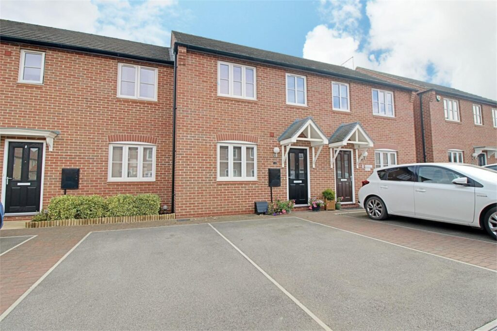 Barrett Court, Sawtry