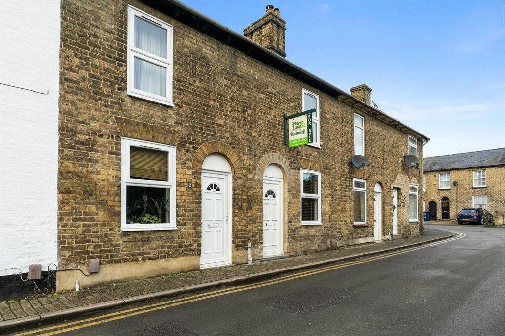 Great Northern Street, Huntingdon